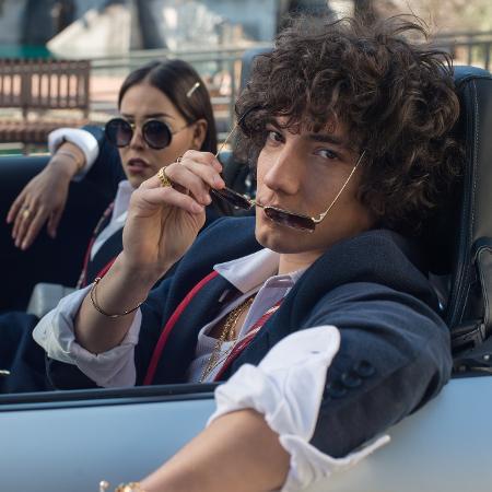 Jorge López, valerio de 'Elite' - Manuel Fernandez-Valdes / Netflix