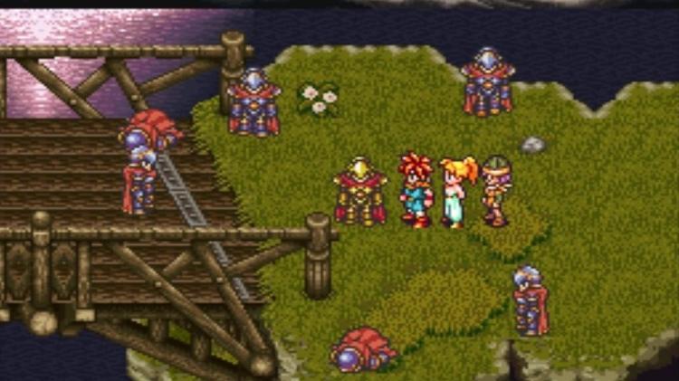 O Chrono Trigger ficaria conhecido como um dos melhores jogos de todos os tempos - Reprodução