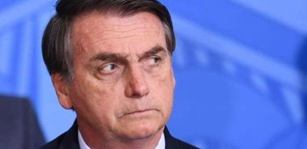 """Bolsonaro diz que o lançamento de um vídeo completo seria uma """"limitação"""" em 21 de maio de 2020"""
