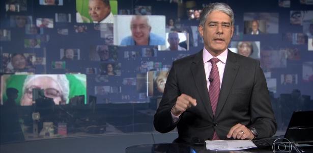 Para Bolsonaro, a Globo é TV funerária; A estação de TV diz que as prioridades são vidas em risco