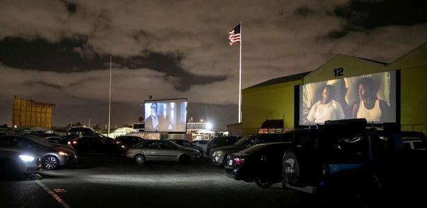 O cinema está ressurgindo nos EUA com uma pandemia de coronavírus - 23.5.2020.