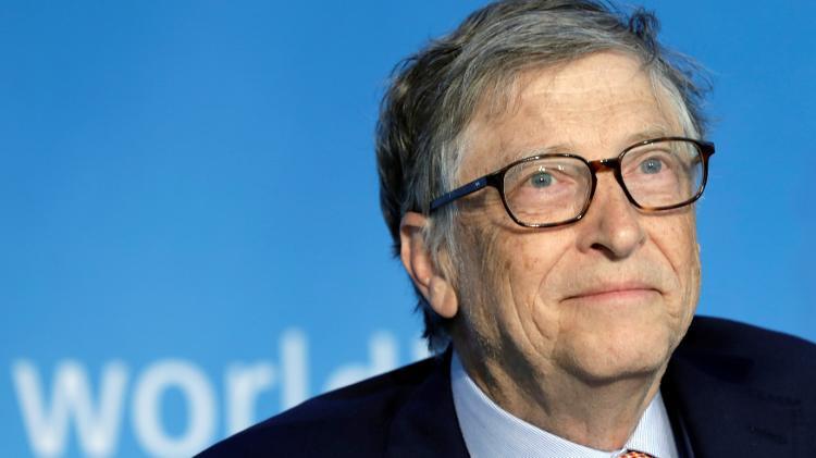 O segundo maior doador da pandemia em números absolutos, Gates já doou bilhões para iniciativas filantrópicas - Reuters