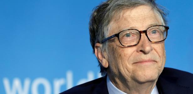 Como Bill Gates se tornou a teoria da conspiração e as notícias falsas do relâmpago - 26.05.2020