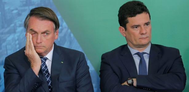 A reunião em Bolsonar assustou Moro e houve uma dica do presidente