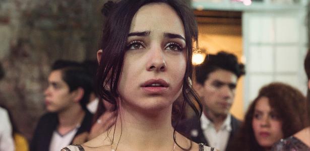Zion Moreno, a atriz que interpreta Isabella, também é um transe