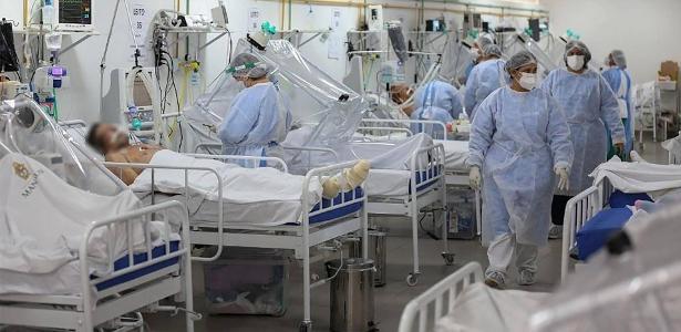 Como o Brasil alcançou 500.000 casos em maio