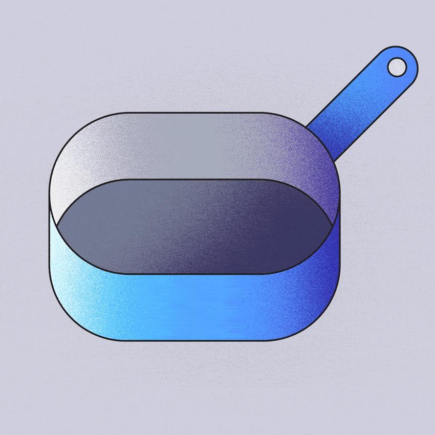 A tecnologia por trás dos utensílios de cozinha