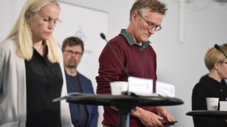 Noruega e Finlândia, vizinhos da Suécia, criticam as medidas do país para combater o coronavírus - EPA