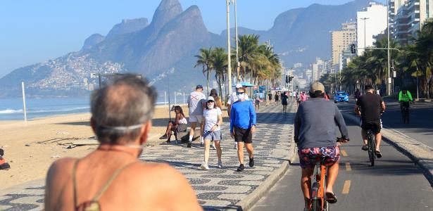 Witzel facilita isolamento e aprova reabertura de loja no Rio - 06/06/2020