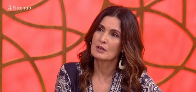 Cook diz que o choro de Fátima Bernardes é falso e acusa Bonner de grosseria · TV News