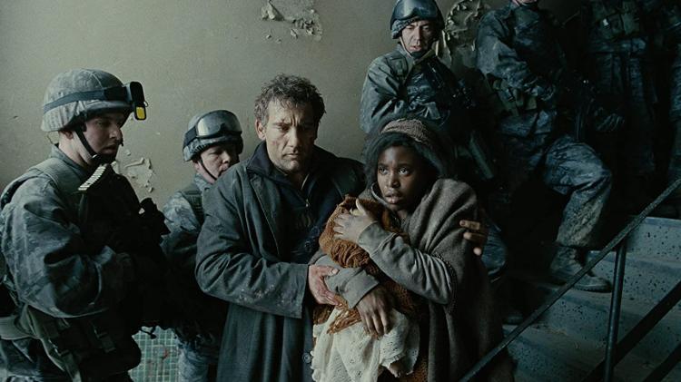 'Filhos da Esperança', de Alfonso Cuarón - Universal