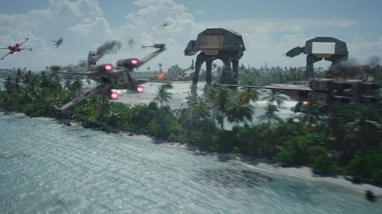 'Rogue One: A História de Guerra nas Estrelas', de Gareth Edwards - LucasFilm / Disney