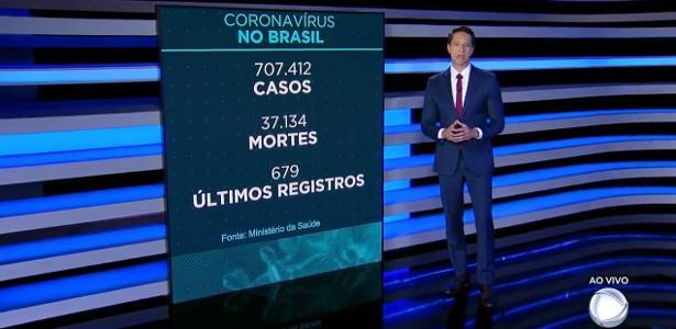 A gravação também minimiza a RedeTV! ignora a falta de transparência nos dados ocultos
