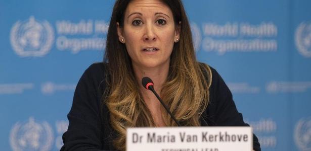 Após as repercussões, a OMS diz que uma pessoa sem sintomas transmite o coronavírus - 06/09/2020
