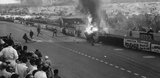 o maior acidente na história do automobilismo matou mais de 80 pessoas