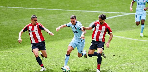 O meia-atacante é o novo teste de Simeone no Atlético de Madri - Rafael Oliveira