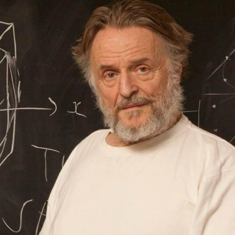 O matemático John Horton Conway morreu em abril - DENISE APPLEWHITE / PRINCETON UNIVERSITY