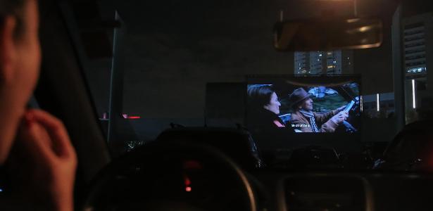 O drive-in nunca substitui o cinema, mas quebra o ramo em quarentena - 17/06/2020