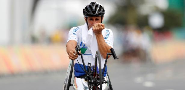 Alessandro Zanardi sofreu um grave acidente durante a corrida de paridade