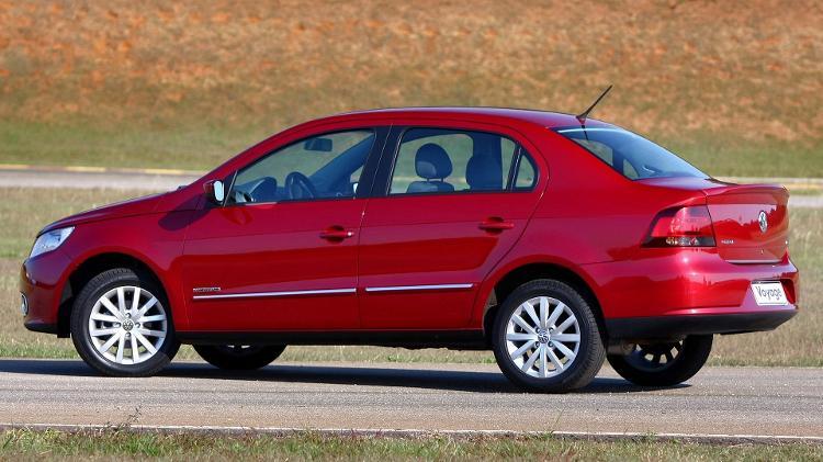 VW Voyage G5 - Divulgação - Divulgação