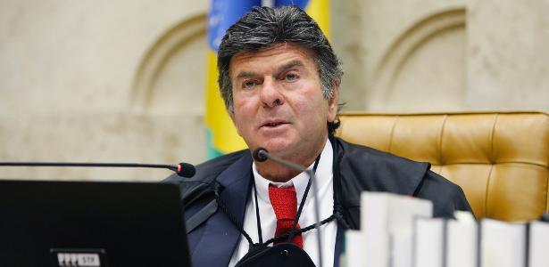 O ministro Luiz Fux foi eleito o próximo presidente do STF