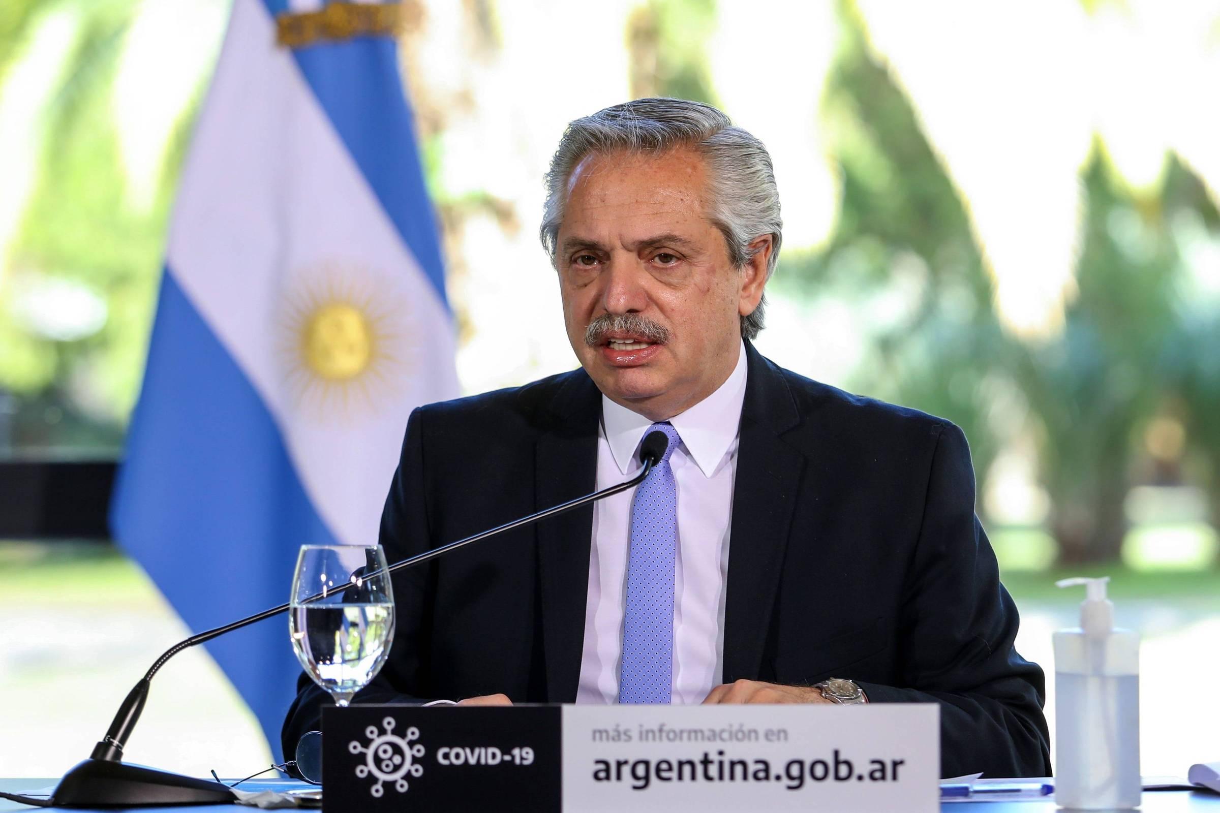 """Com 97% dos casos Covid-19 na Argentina, Buenos Aires anunciou um novo """"bloqueio"""" - 26 de junho de 2020. - O mundo"""