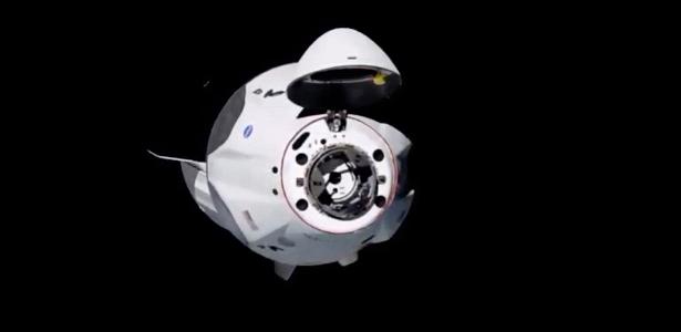 400 km às 19h? Por que demora a cápsula chegar à Estação Espacial? - 31.5.2020