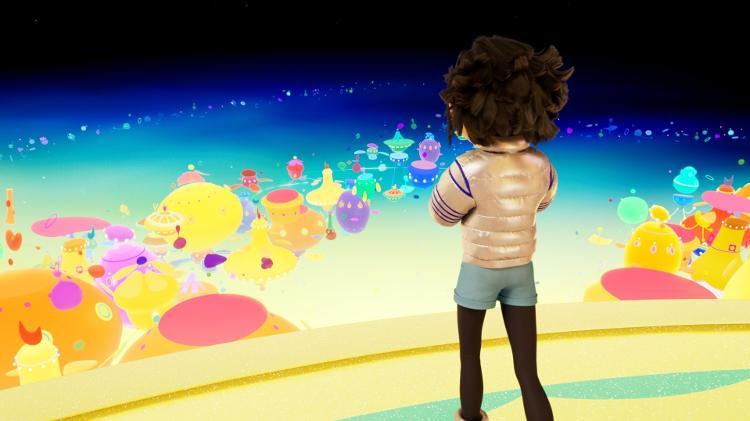 Fei Fei encontra o mundo mágico na animação da Netflix 'On the Moon' - Press Release - Press Release