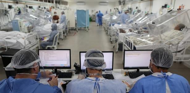 Brasil tem 28.834 óbitos e 614.941 casos confirmados