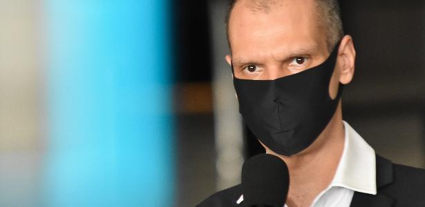 Bruno Covas foi diagnosticado com coronavírus - 13/06/2020