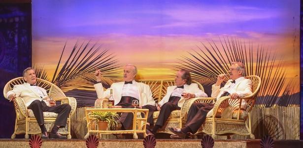 Ex-ator e comediante de Monty Python, John Cleese, revela remoção de tumores aos 80 anos