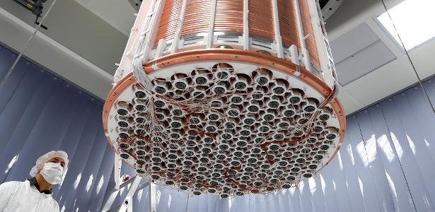 """Experimento com a detecção de matéria escura registra """"sinais inexplicáveis"""" - 18/06/2020"""