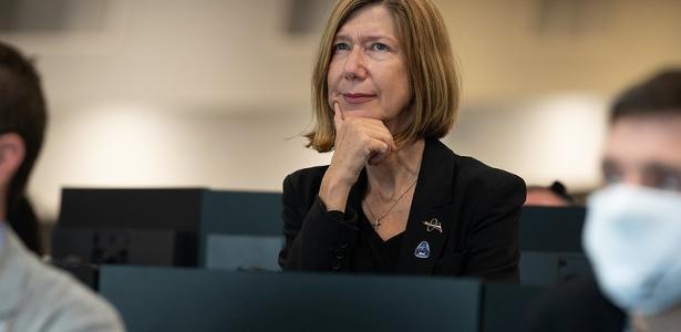 NASA nomeia diretora de vôo espacial - 06.12.2020