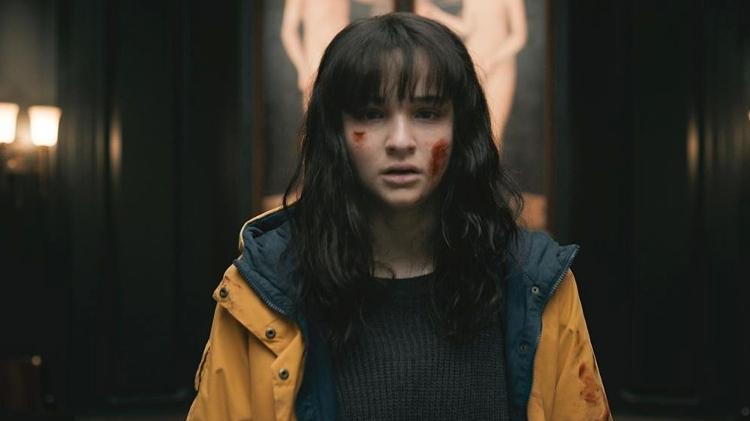 Slope - Martha na terceira temporada do filme da Netflix 'Dark' - Play / Instagram - Play / Instagram