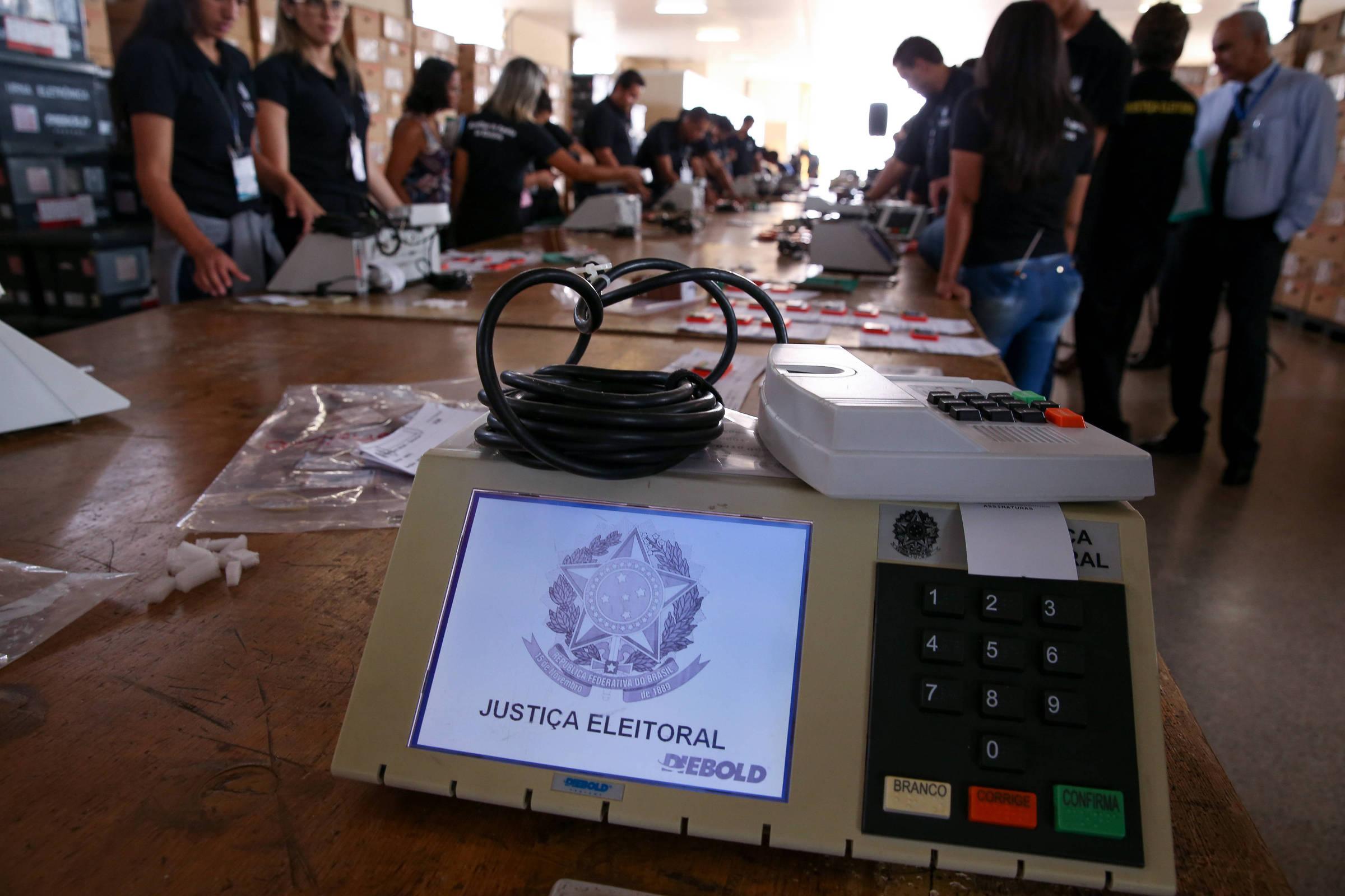 O Senado quer votar na próxima semana, adiando as eleições para novembro - 17 de junho de 2020. - Poder