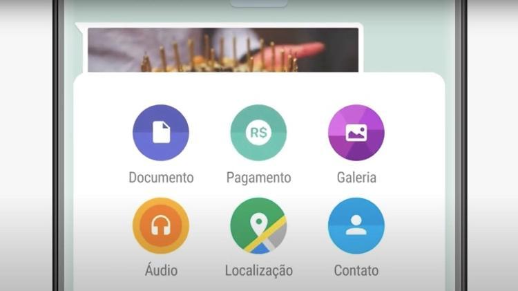 A função de enviar dinheiro e pagar via aplicativo será adicionada ao menu no WhatsApp - Play / WhatsApp