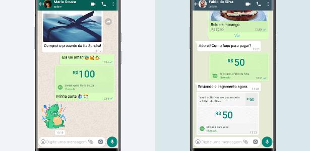 O WhatsApp começa a enviar dinheiro pelo aplicativo para o Brasil; veja como funciona - 15.06.2020