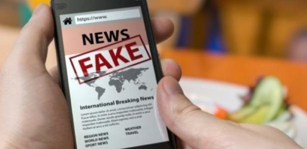O relator registra o parecer sobre a lei sobre notícias falsas, que deve ser votada pelo Senado na quinta-feira - 24.06.2020.