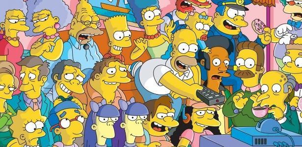 Os 'Simpsons' não terão mais atores brancos que poderiam expressar personagens minoritários em 26.06.2020