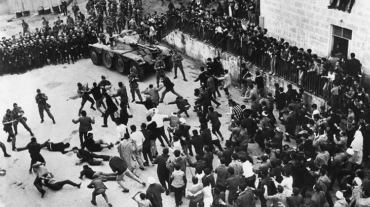 'Batalha da Argélia', Gillo Pontecorvo - Bretz Filmes