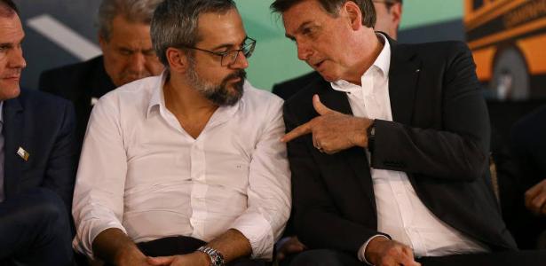 Se o Weintraub cai, Bolsonaro minimiza crise com STF e Congresso - 06. 05. 2020
