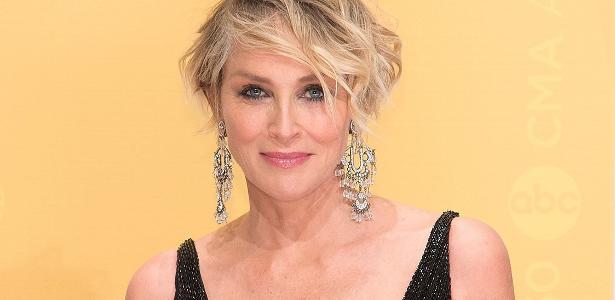 Sharon Stone já foi atingida por um raio quando era mais nova: 'Eles me mudaram'