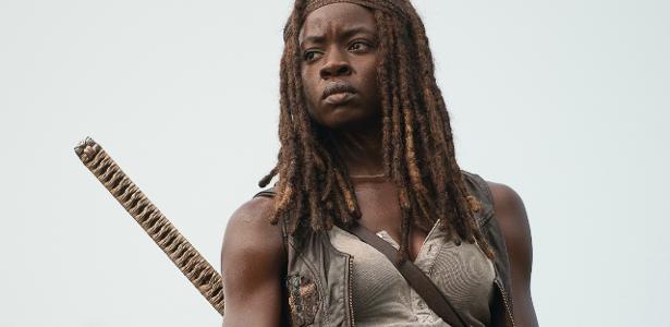 'The Walking Dead' envia uma mensagem aos fãs racistas: 'Nós não queremos você aqui' - 06.04.2020