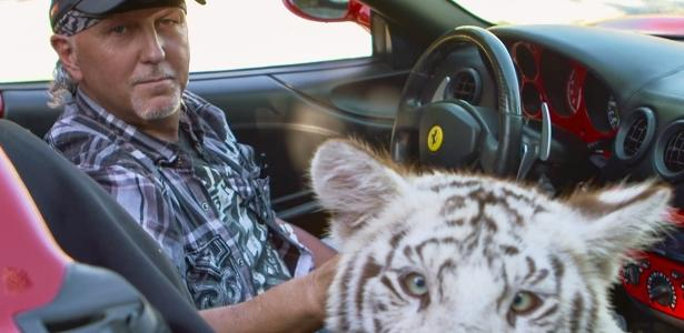 'Tiger King': Jeff Lowe diz que terá seu próprio reality show com uma mulher 06.06.2020