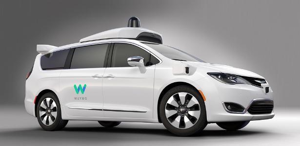Uber e caminhões autônomos não aceitam o trabalho de motorista, defende Waymo - 30.06.2020