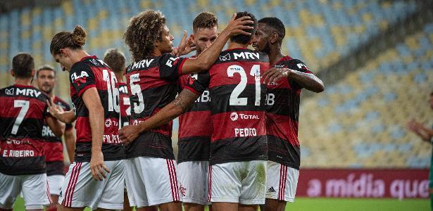 O Flamengo venceu a Boavista no ritmo do treino e pode ser o campeão se vencer a Copa do Rio