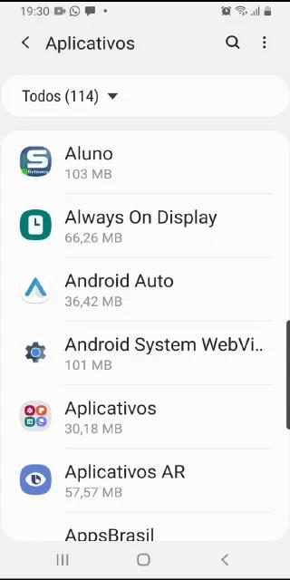 android correio de voz gif2