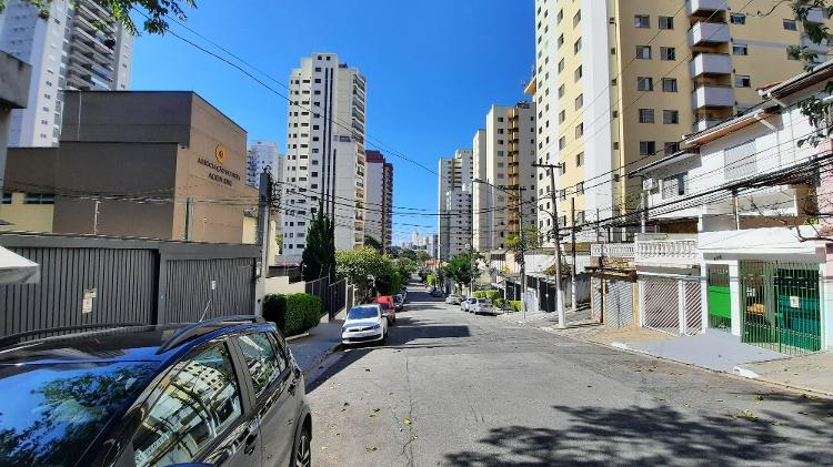 Lente grande angular traseira Galaxy A51 - Gabriel Francisco Ribeiro / UOL - Gabriel Francisco Ribeiro / UOL