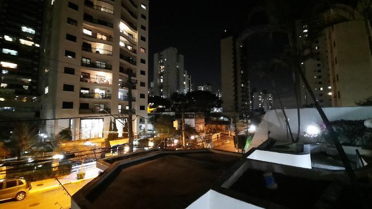 Lente grande angular Galaxy A51 sem modo noturno - Gabriel Francisco Ribeiro / UOL - Gabriel Francisco Ribeiro / UOL