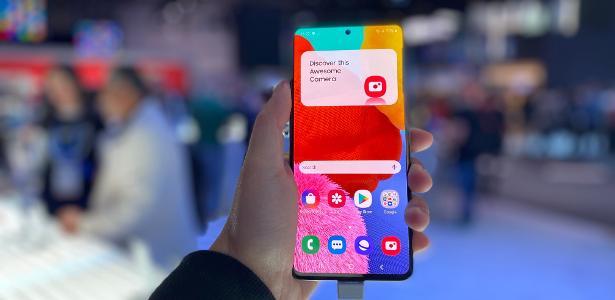 Vale a pena o Galaxy A51? Revisão, câmera, tela, bateria e muito mais